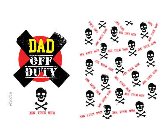 Beer Mug, Dad Off Duty image number 1