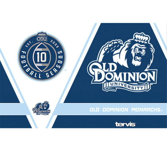 Old Dominion Monarchs 10 Football Seasons image number 1