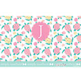 INITIAL - J Simply Southern® - Pastel Turtle