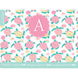 INITIAL - A Simply Southern® - Pastel Turtle