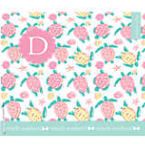 INITIAL - D Simply Southern® - Pastel Turtle