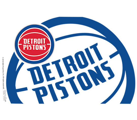NBA® Detroit Pistons Genuine