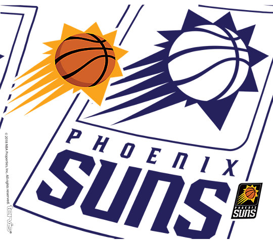 NBA® Phoenix Suns Genuine image number 1