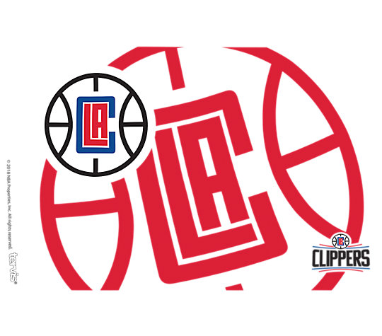 NBA® Los Angeles Clippers Genuine image number 1