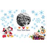 Disney Holiday - Customizable