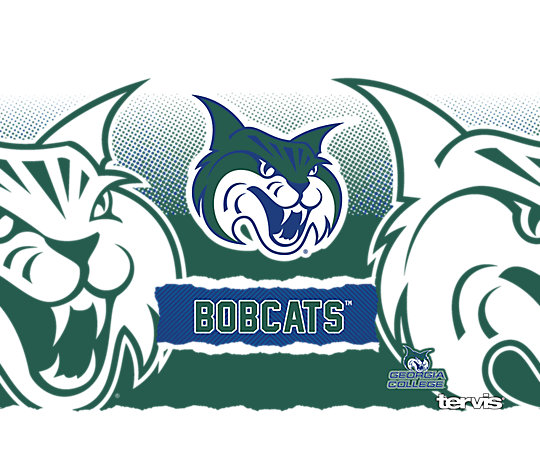 Georgia College Bobcats Knockout image number 1