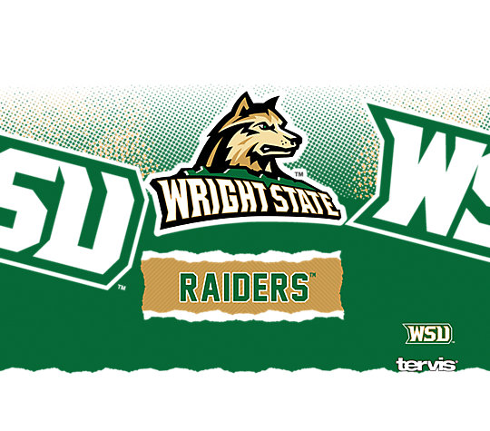 Wright State Raiders Knockout image number 1