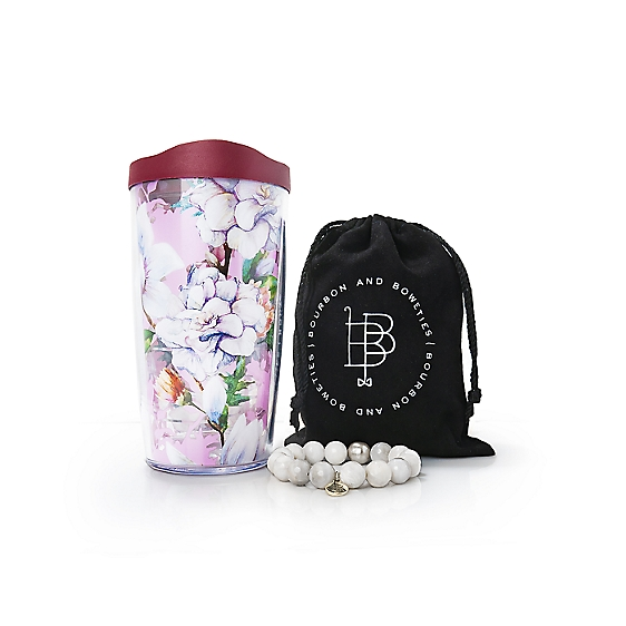 Limited Edition Bourbon and Boweties™ Floral Gift Set