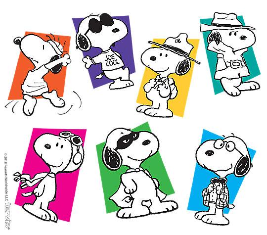 Peanuts™ - Multi-Snoopy image number 1