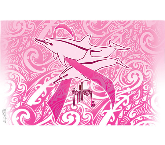 Guy Harvey® - Breast Cancer Awareness 2018 Dolphin image number 1