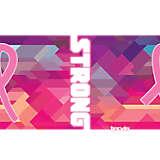 Strong Pink Ribbon