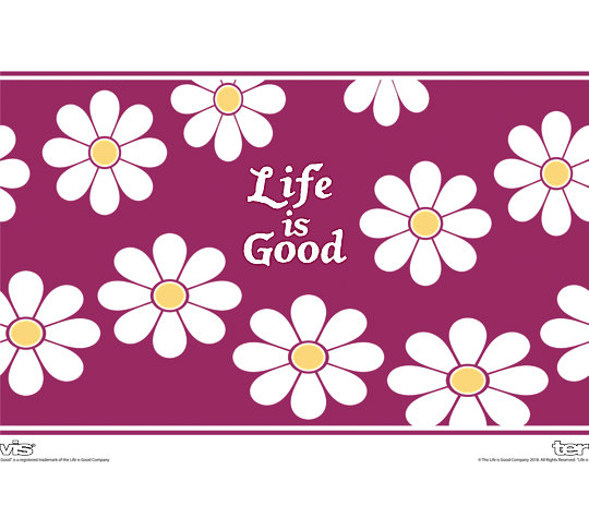 Life is Good® - All Over Daisy image number 1