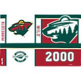 NHL® Minnesota Wild® Top Shelf