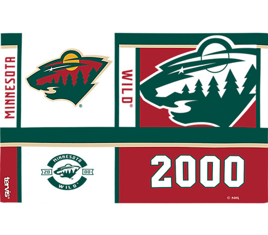 NHL® Minnesota Wild® Top Shelf image number 1