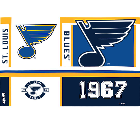 NHL® St. Louis Blues® Top Shelf image number 1