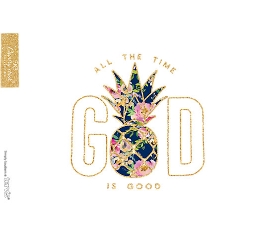 Simply Southern® - God Is Good Pineapple