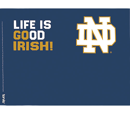 Notre Dame Fighting Irish Life is Good®