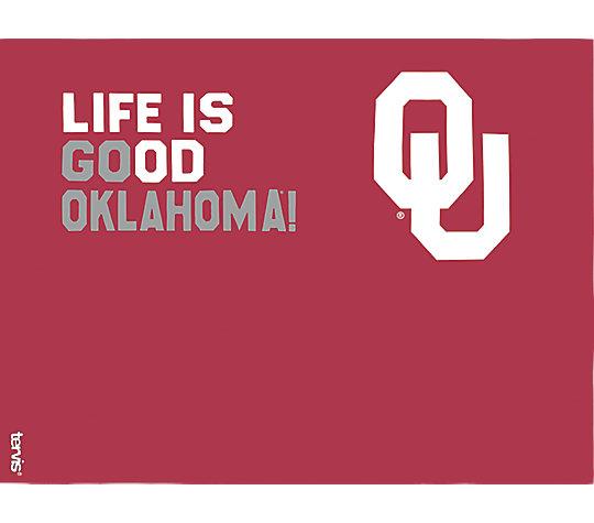 Oklahoma Sooners Life is Good® image number 1
