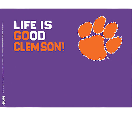 Clemson Tigers Life is Good® image number 1