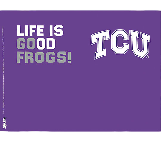 TCU Horned Frogs Life is Good® image number 1