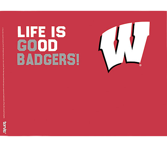 Wisconsin Badgers Life is Good® image number 1