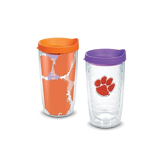 Clemson Tigers Primary Logo and Colossal