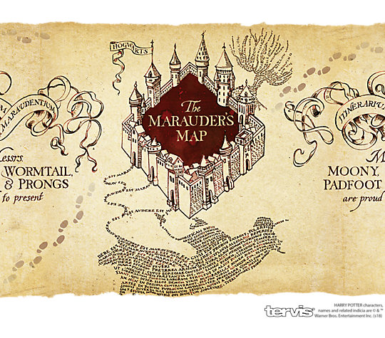 Harry Potter™ - The Marauder's Map image number 1