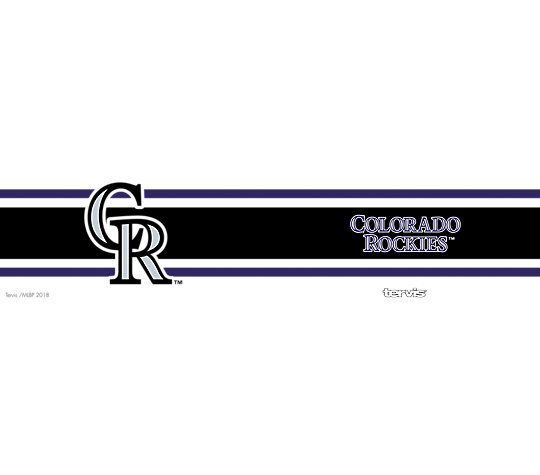 MLB® Colorado Rockies™ Stripes