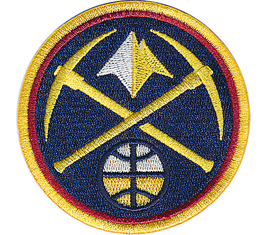 NBA® Denver Nuggets Primary Logo image number 1