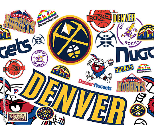 NBA® Denver Nuggets All Over