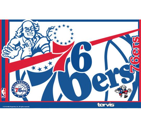 NBA® Philadelphia 76ers Paint image number 1