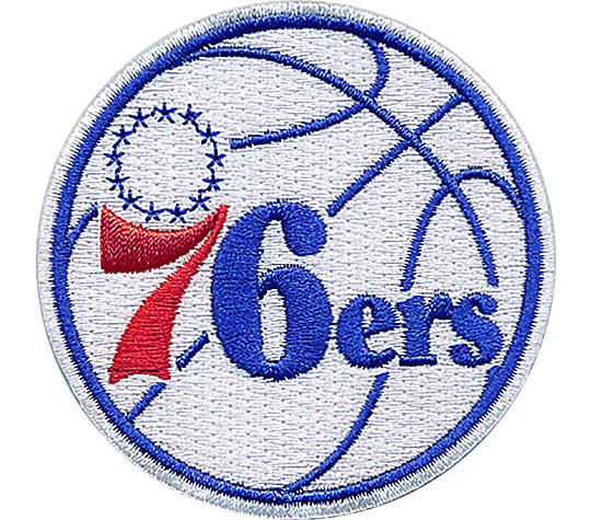NBA® Philadelphia 76ers Primary Logo image number 1