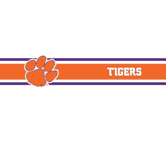 Clemson Tigers Stripes image number 1