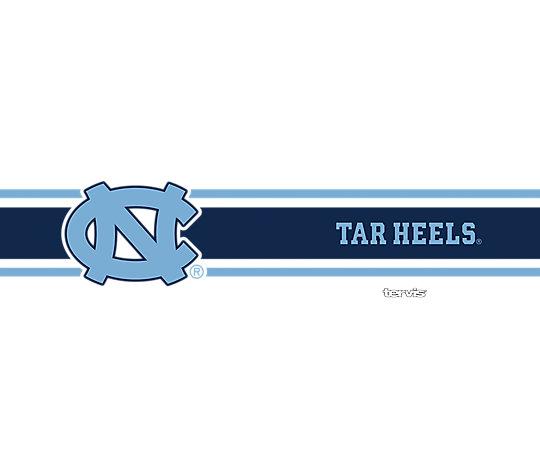 North Carolina Tar Heels Stripes image number 1