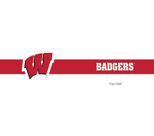 Wisconsin Badgers Stripes image number 1