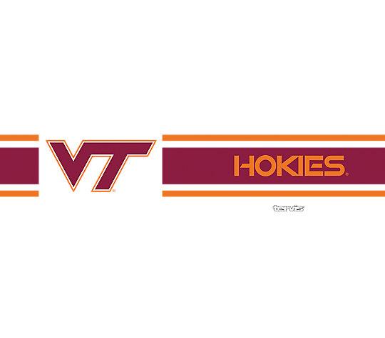 Virginia Tech Hokies Stripes image number 1
