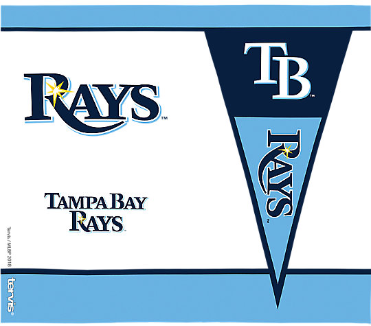 MLB® Tampa Bay Rays™ Batter Up image number 1