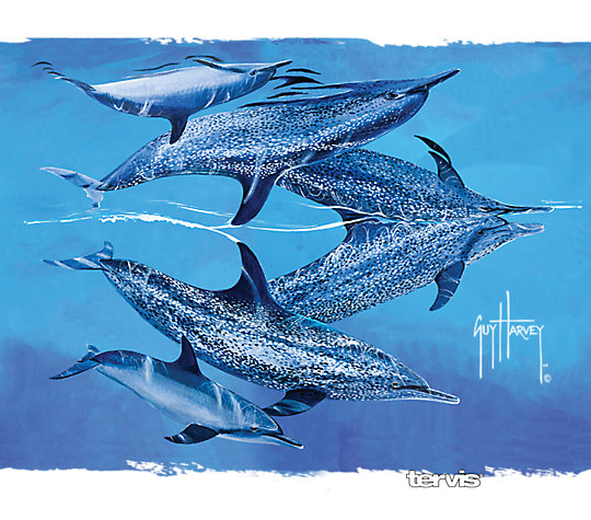 Guy Harvey® - Dolphins image number 1