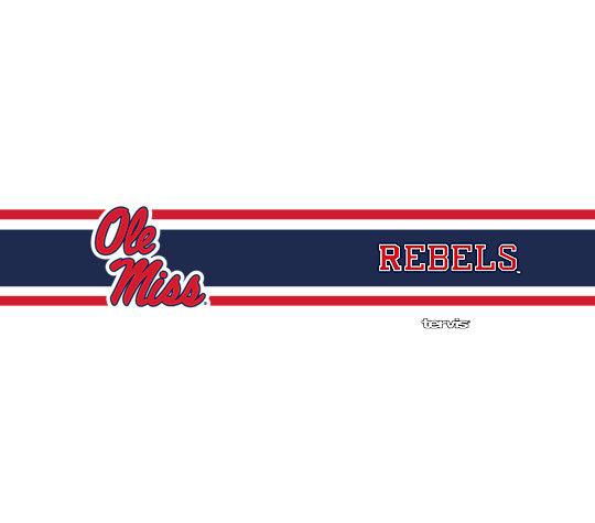 Ole Miss Rebels Stripes image number 1