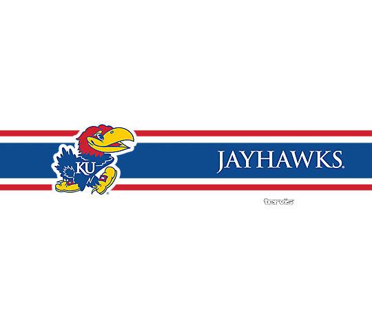 Kansas Jayhawks Stripes image number 1