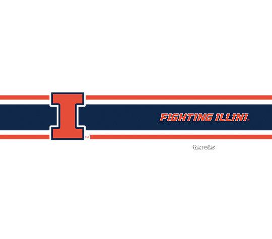 Illinois Fighting Illini Stripes image number 1