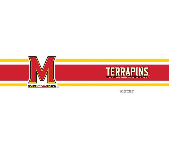 Maryland Terrapins Stripes image number 1