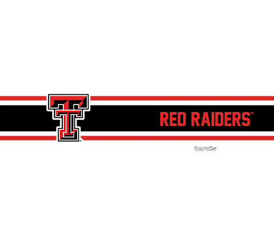 Texas Tech Red Raiders Stripes image number 1