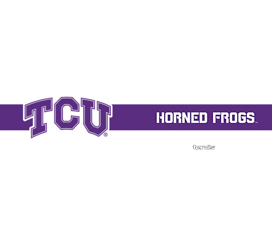 TCU Horned Frogs Stripes image number 1