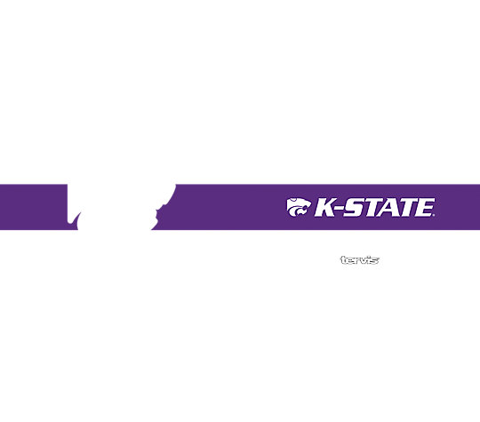 Kansas State Wildcats Stripes image number 1