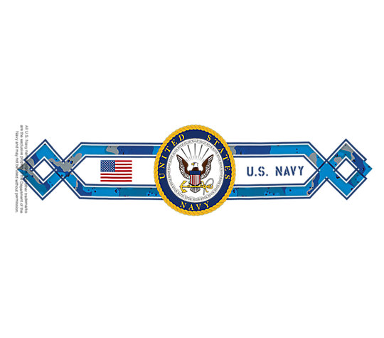 Navy Camo Stripes image number 1