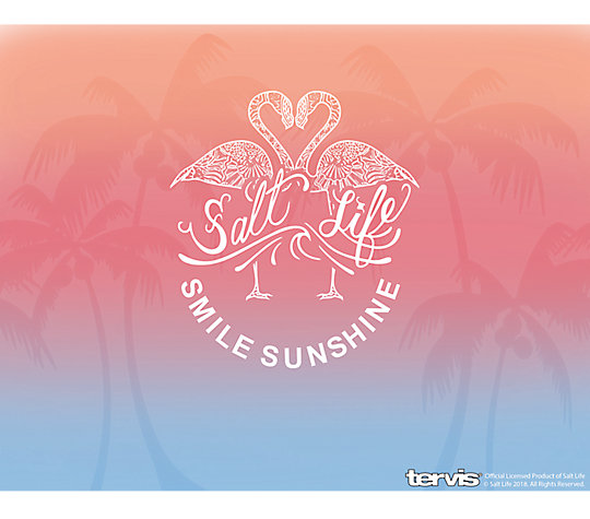 Salt Life® - Smile Flamingo image number 1