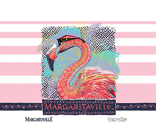 Margaritaville - Cool Flamingo