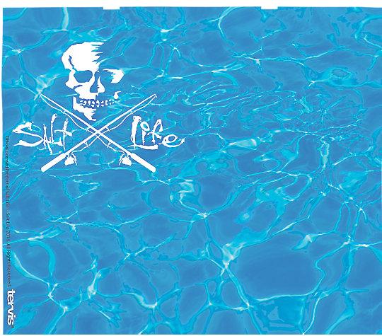 Salt Life® - Skull Blue Waters image number 1