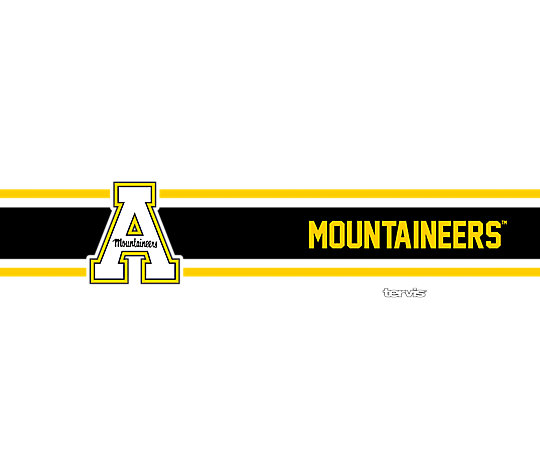 Appalachian State Mountaineers Stripes image number 1
